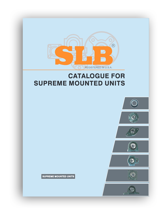 SLB pillow block and housing units