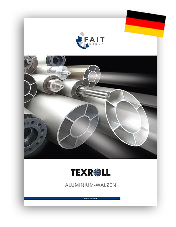 Texroll and converting equipment